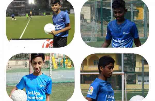 The Laliga Football Schools Scholarship