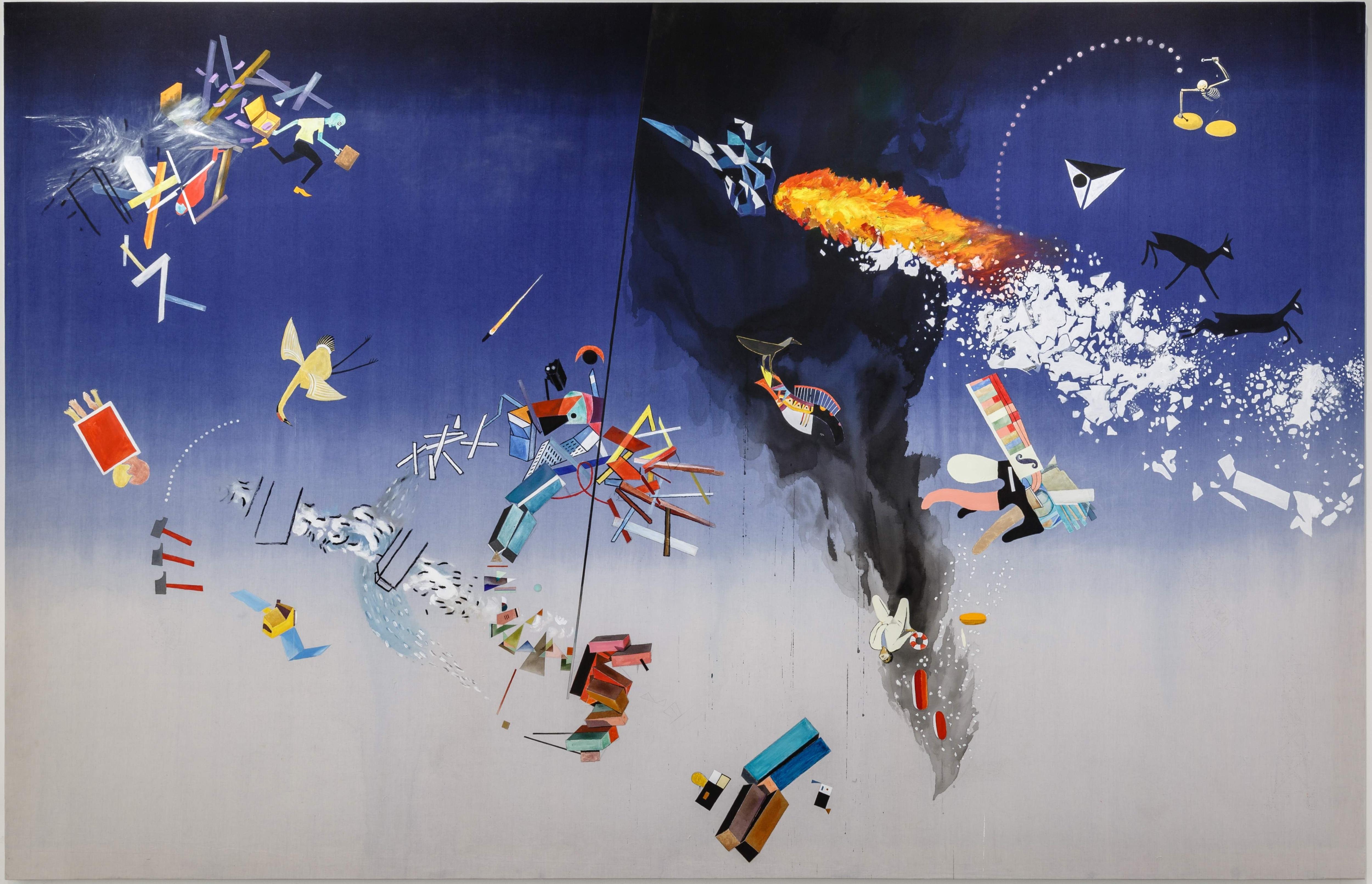 Julien Segards solo exhibition