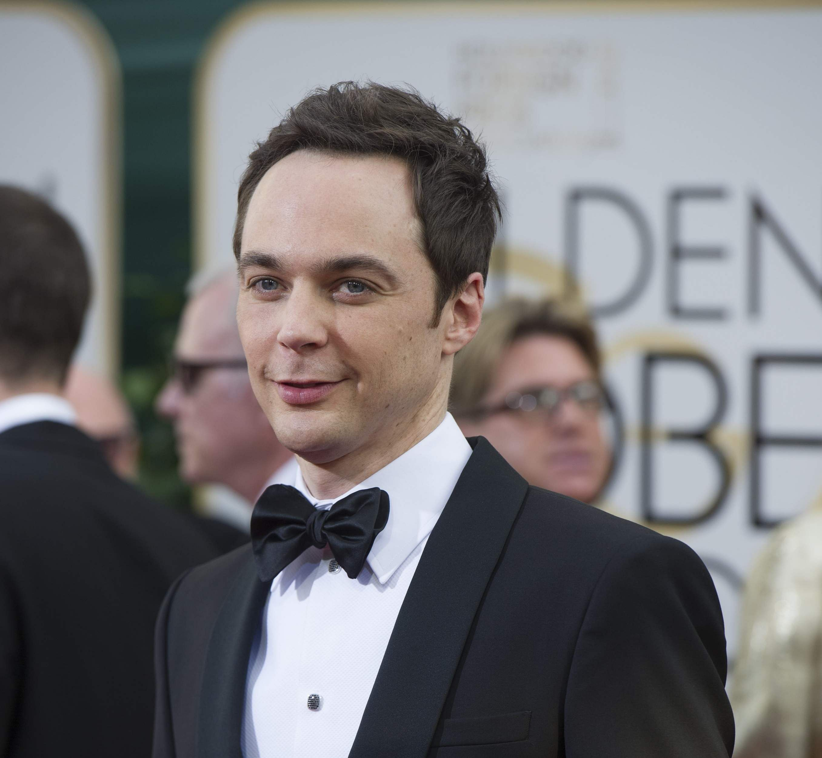Why Jim Parsons walked...