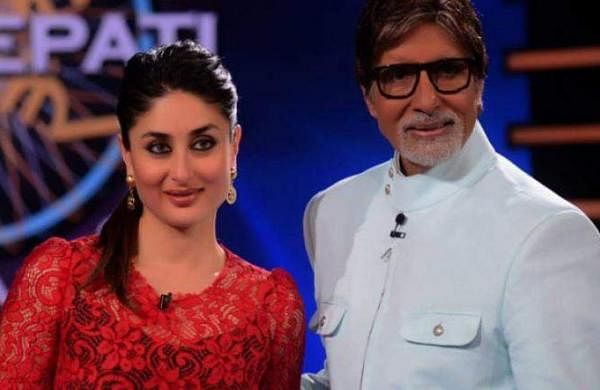 Kareena and Amitabh