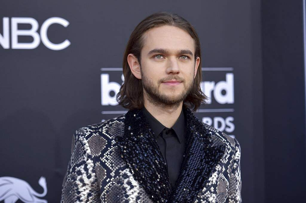 Zedd arrives at the Billboard Music Awards on Wednesday, May 1, 2019, at the MGM Grand Garden Arena in Las Vegas. (Photo by Richard Shotwell/Invision/AP)