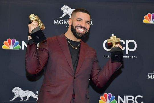 Billboard Music Awards 2019: Drake breaks Taylor Swift's record, Mariah Carey wins Icon Award