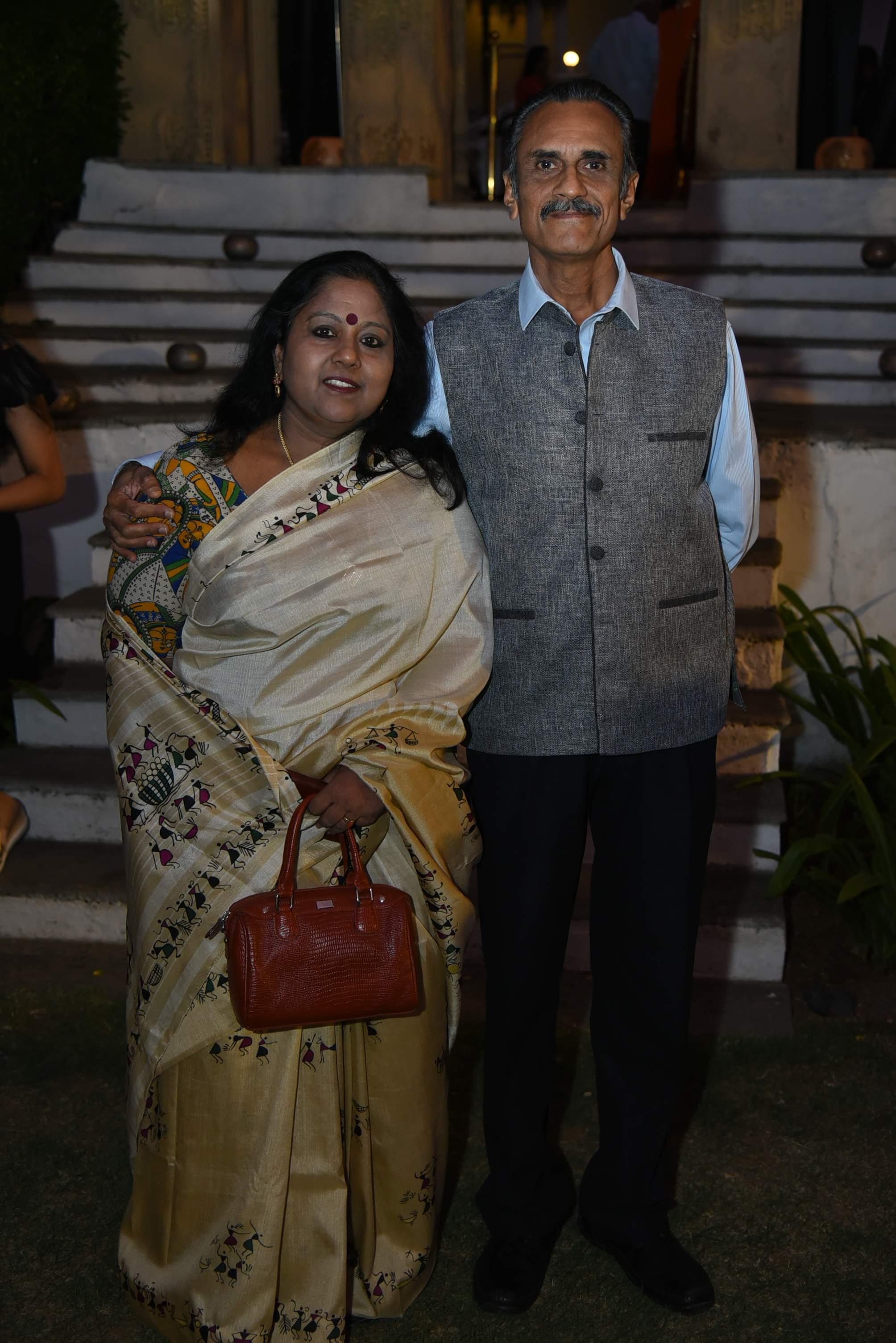 Maj_Gen_K_Eswaran_with_wife