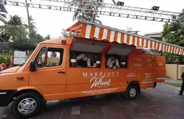 Marriott on Wheels
