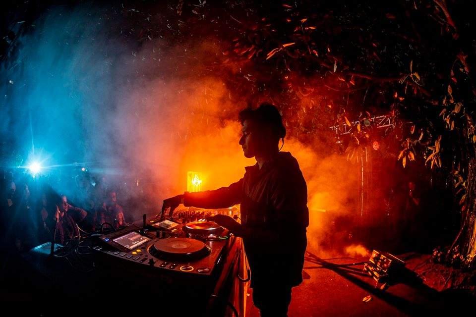 DJ Blot plays at Blend, Taj Club House