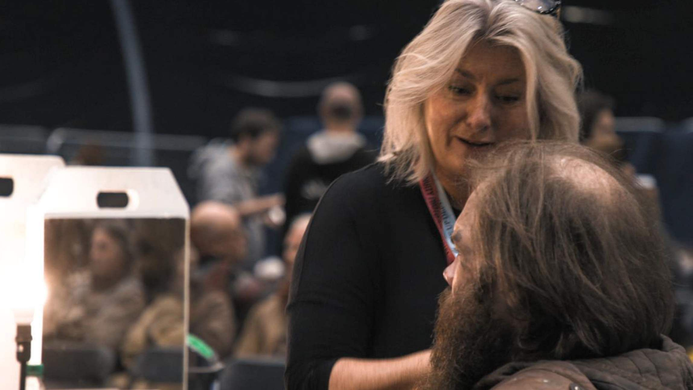 Pamela Smyth, Crowd Make-Up Supervisor. Game of Thrones, HBO and related service marks are the property of Home Box office, Inc. All rights reserved.