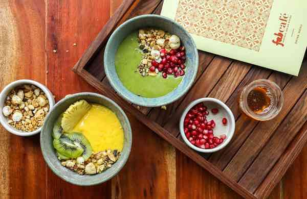 FabCafe smoothie bowl