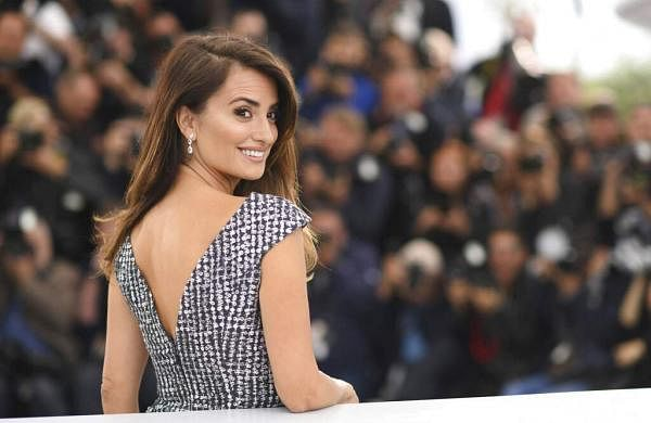 Actress Penelope Cruz poses at the photo call for the film 'Pain and Glory' at the 72nd international film festival, Cannes, southern France, Saturday, May 18, 2019. (Photo by Arthur Mola/Invision/AP)