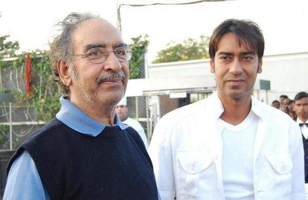 Ajay Devgn's father, veteran action director Veeru Devgan dies at 85