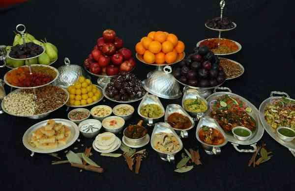 Iftar_Spread
