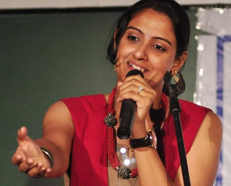 The Nitasha Sharma Duo at FabCafe
