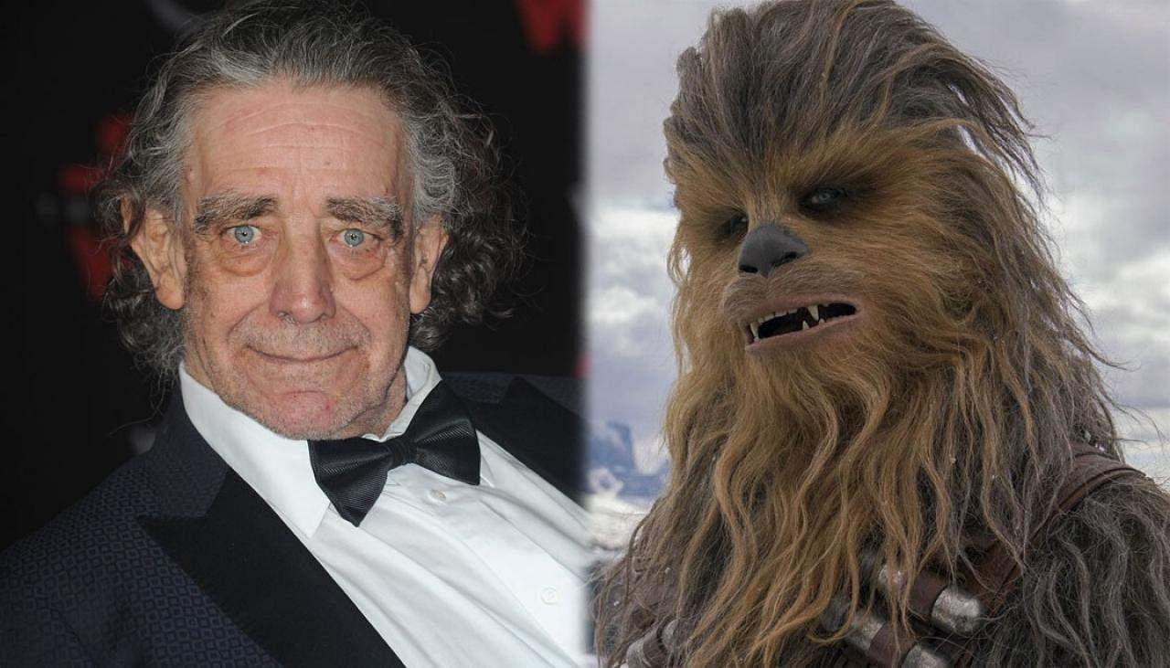 Chewbacca actor Peter Mayhew from Star Warsdies aged 74