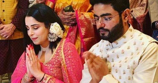 Ishita Kumar & Siddharth Chopra