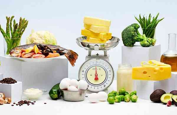 A representational image for Keto diet