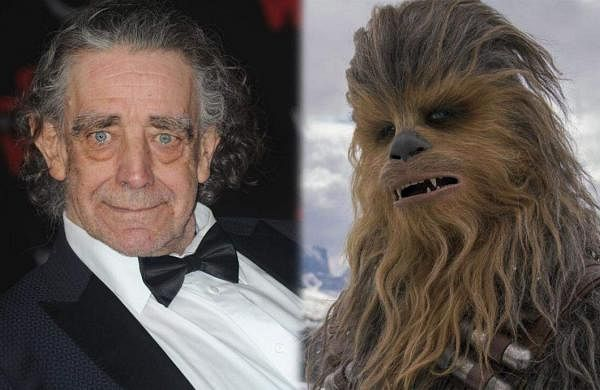 Chewbacca actor Peter Mayhew from Star Wars dies aged 74