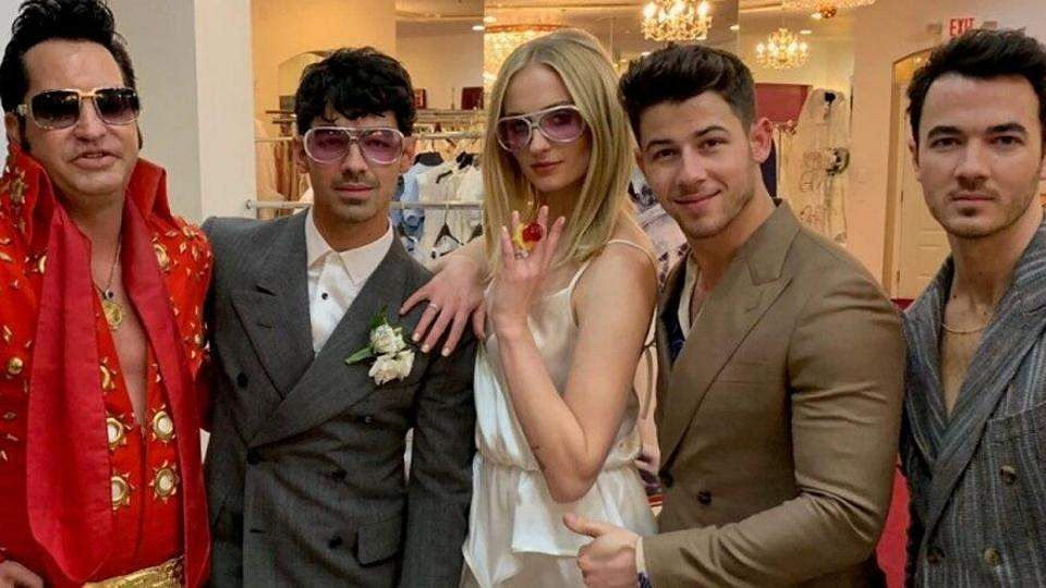 After Las Vegas, Joe Jonas and Sophie Turner to have a second wedding in France