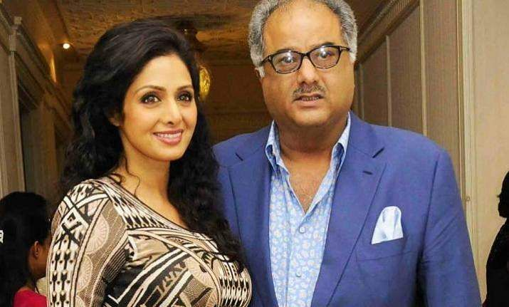 Boney KapooBoney Kapoor breaks down while talking about Sridevi, says 'it's impossible to forget her'r responds to plagiarism issue over Sridevi's IIFA tribute video, says all the clips belong to him