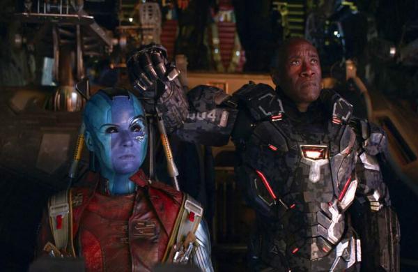 Avengers: Endgame (Disney/Marvel Studios via AP)