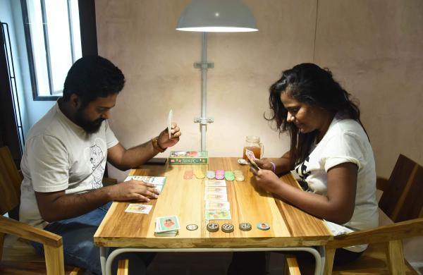 Gaming Cafe in Chennai
