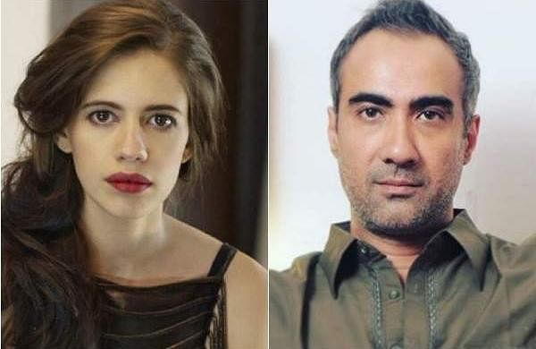 Kalki Koechlin and Ranvir Shorey Sacred Games