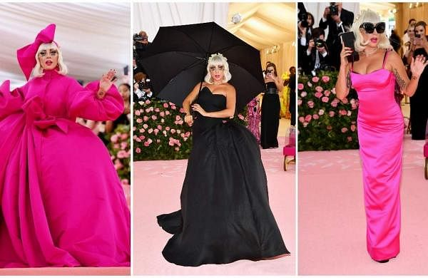Lady Gaga at Met Gala 2019 Theme