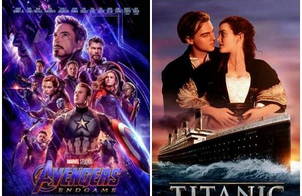 James Cameron congratulates Avengers: Endgame team for breaking Titanic's box office record