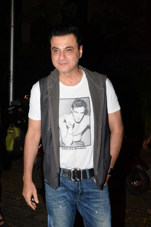 Actor Sanjay Kapoor at the birthday party of producer Ekta Kapoor, in Mumbai on June 8, 2019. (Photo: IANS)