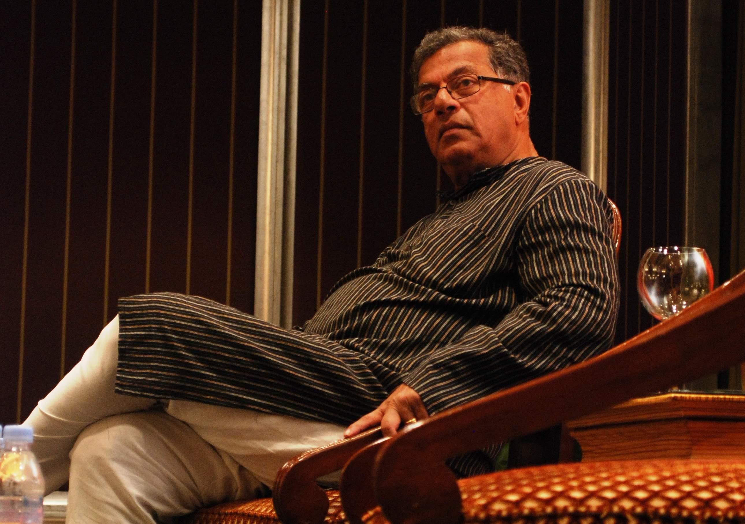 Girish Karnad. Photo: Pushkar V