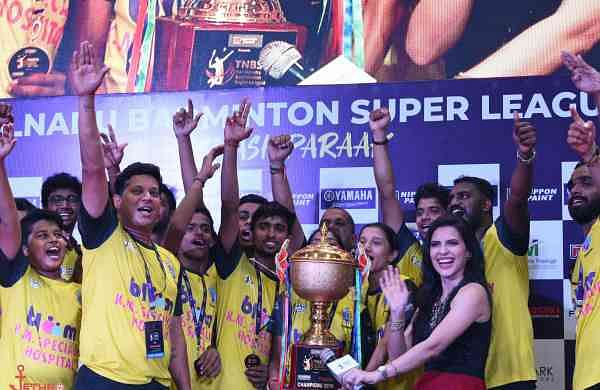 Tamil Nadu Badminton Super League