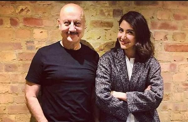 'Have always admired Anushka Sharma for her cool attitude': Anupam Kher