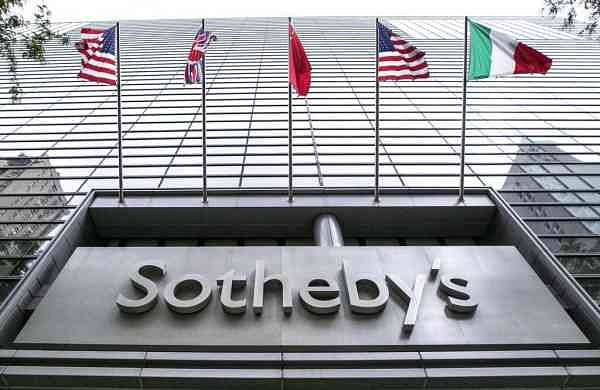 Sotheby's sold!