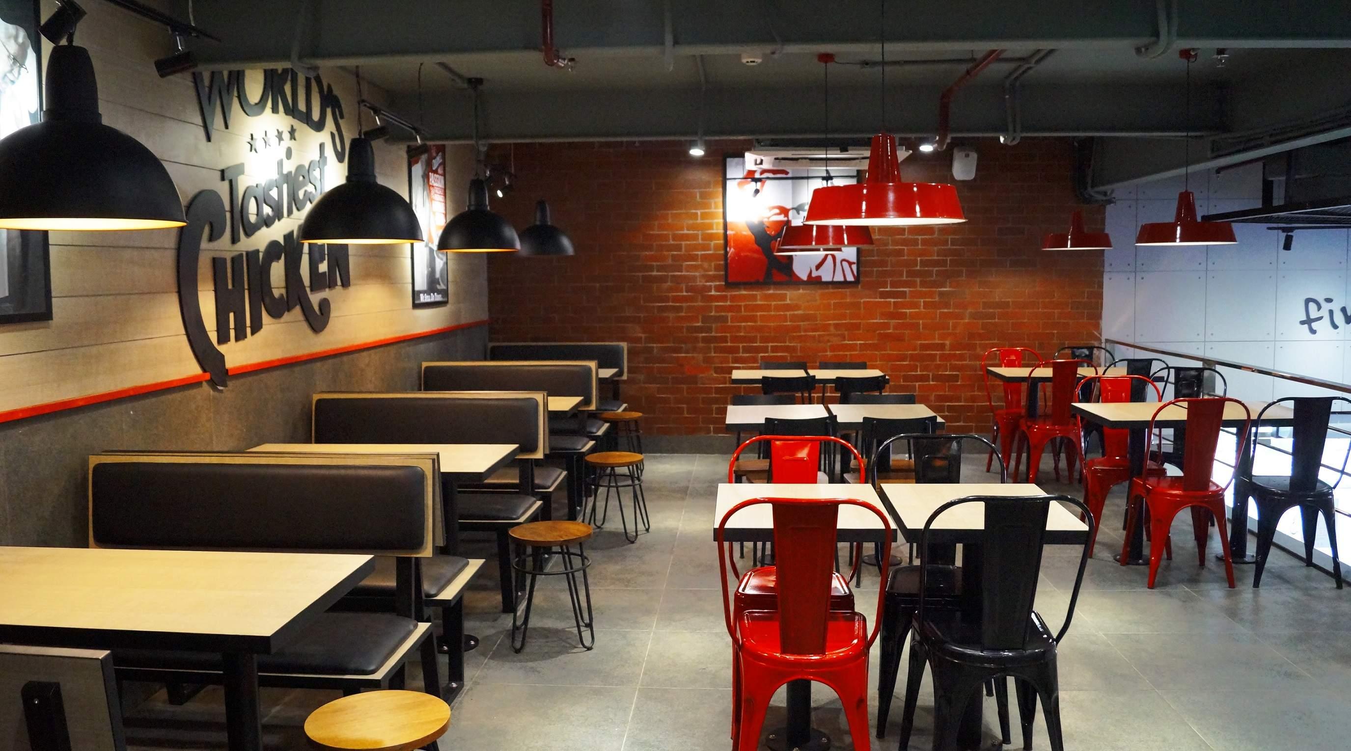 KFC Outlets in Kolkata