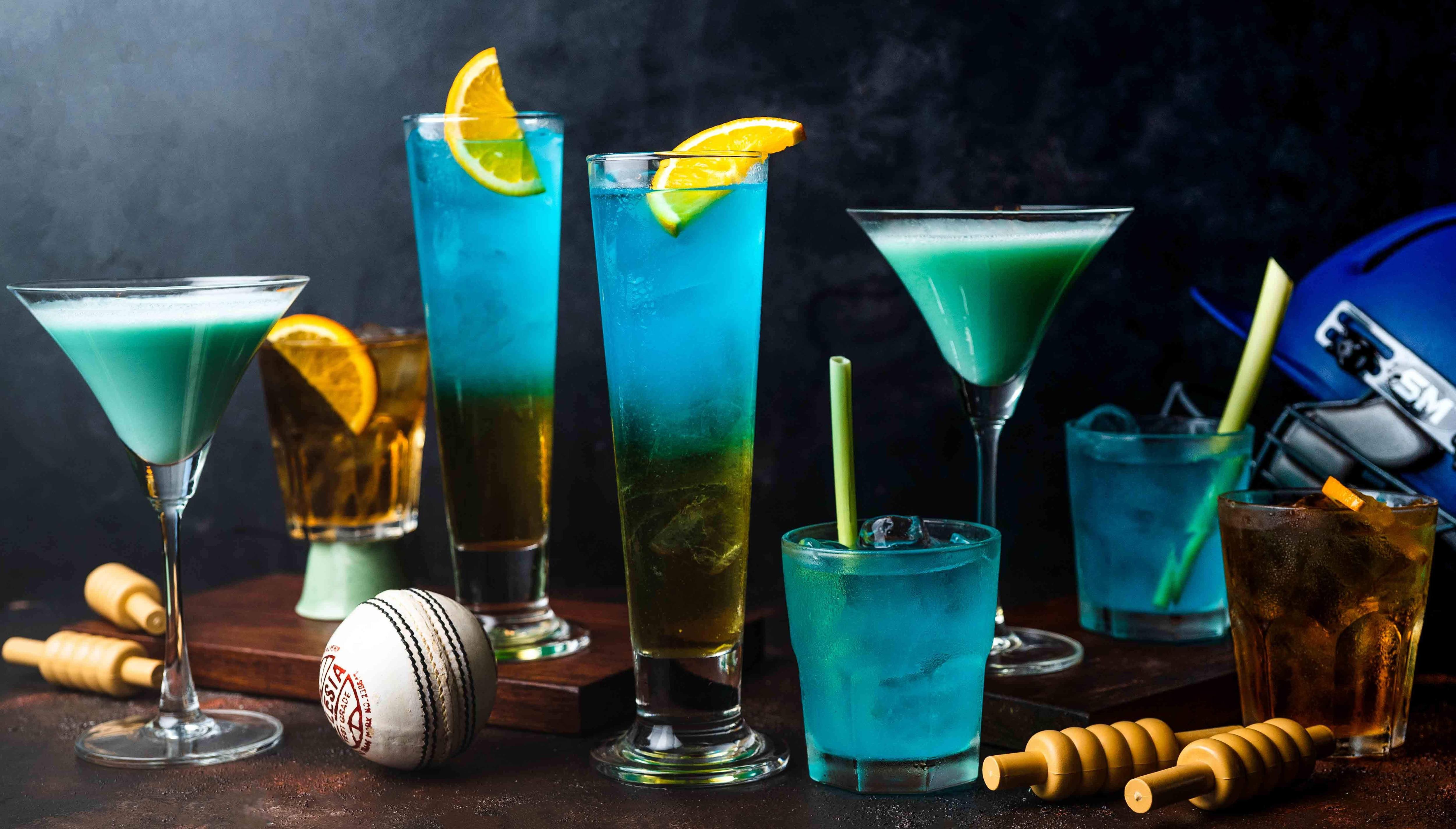 Cocktails at Monkey Bar