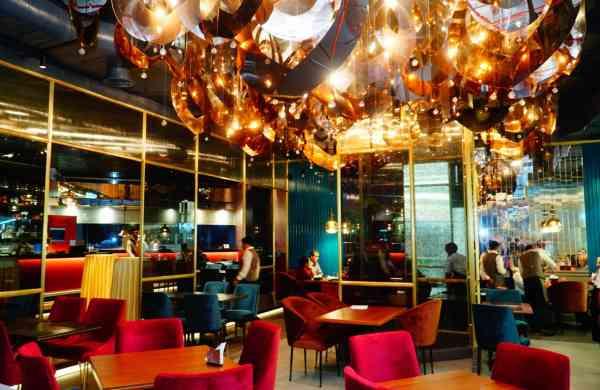 fine diner in Kolkata