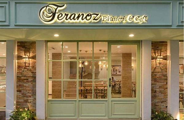Feranoz Patisserie and Cafe in Hyderabad