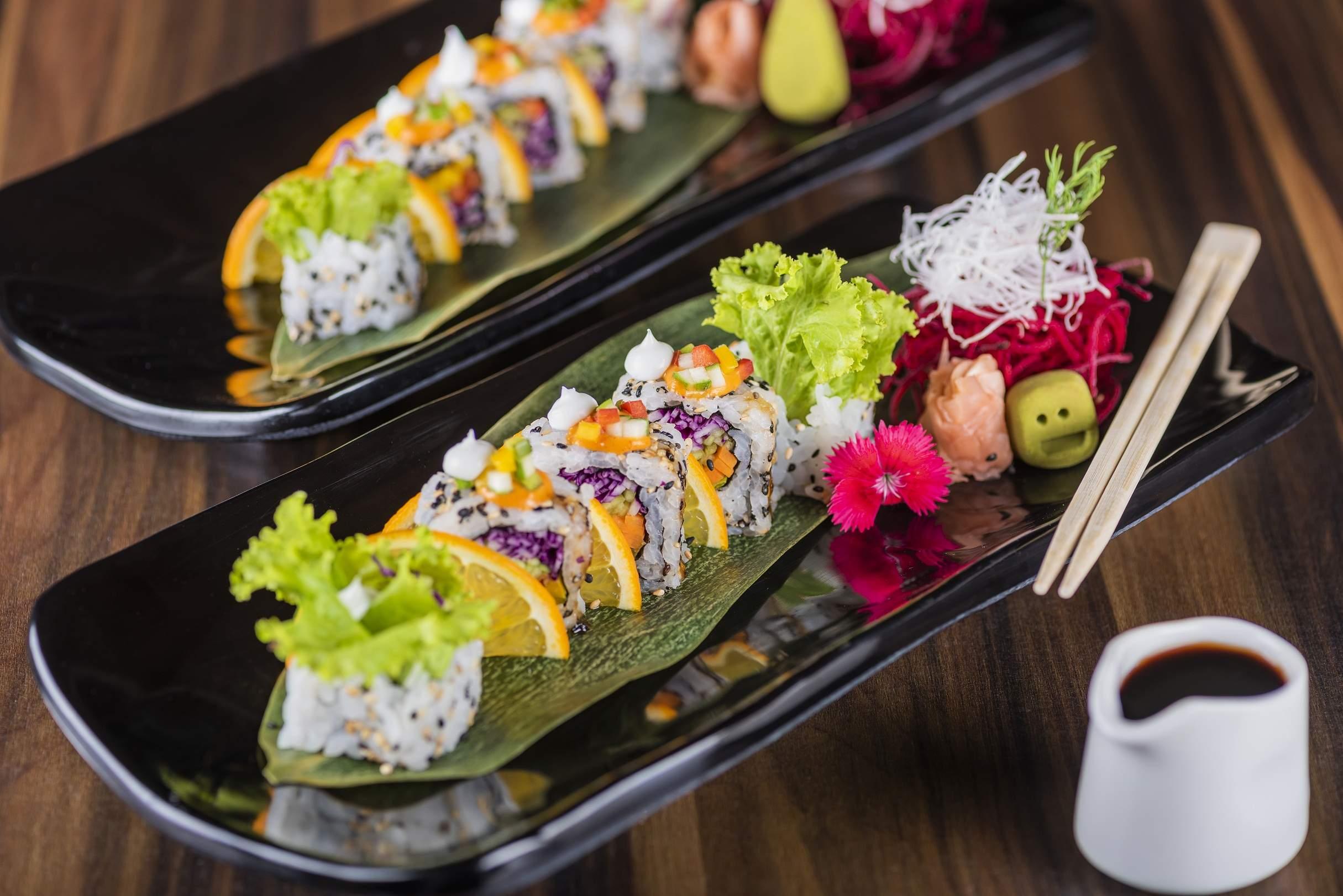 Avocado Carpaccio to Okinawa Taco Rice