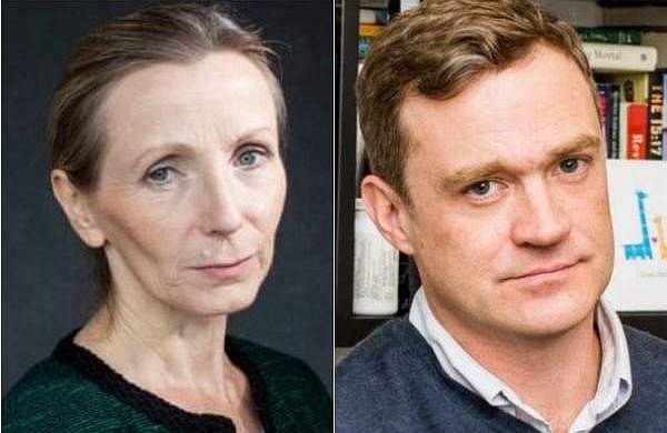 Anna Burns and Patrick Radden Keefe won the Orwell Prize 2019