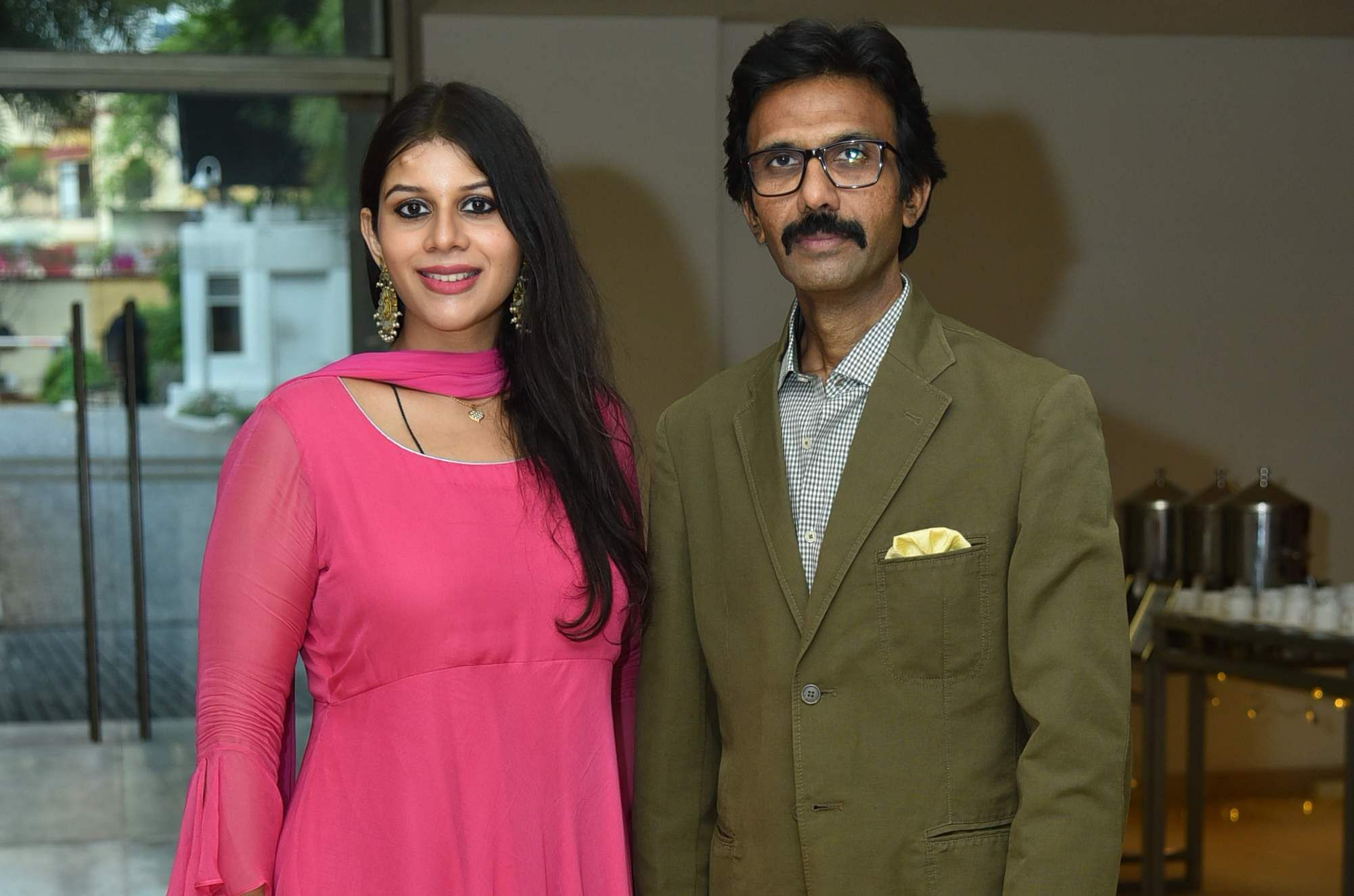 Noor and Mohammad Ali Baig
