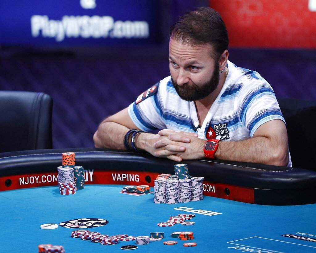 All in for riches: World Series of Poker marks 50th run