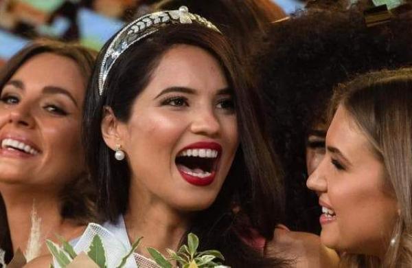 Indian woman Priya Serrao crowned Miss Universe Australia 2019