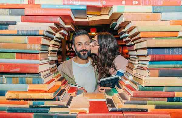 Love at the Last Bookstore