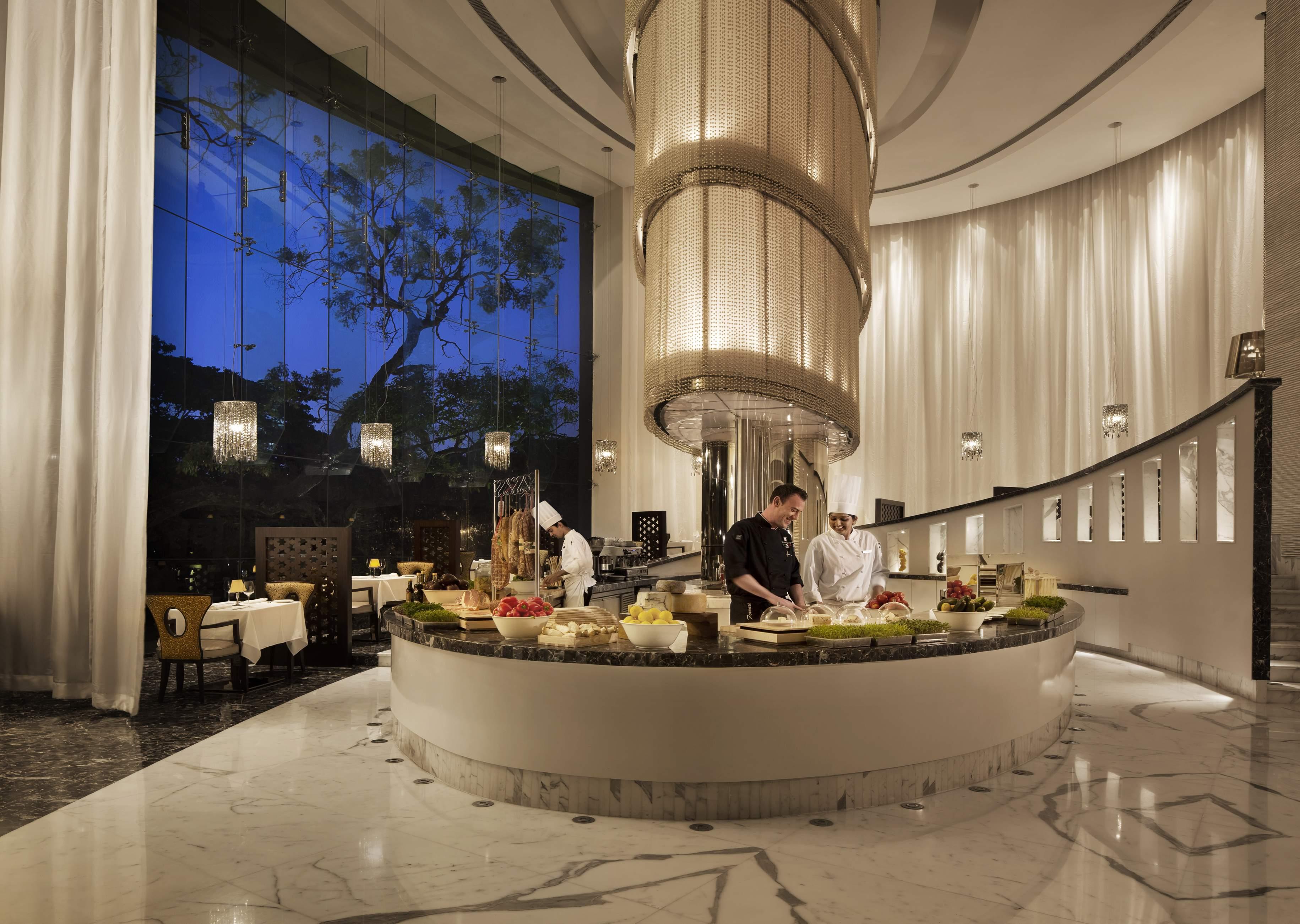 Alba, Italian Restaurant at JW Marriott Bengaluru