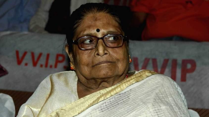 Bengali singer-actress Ruma Guha Thakurta dies at 84