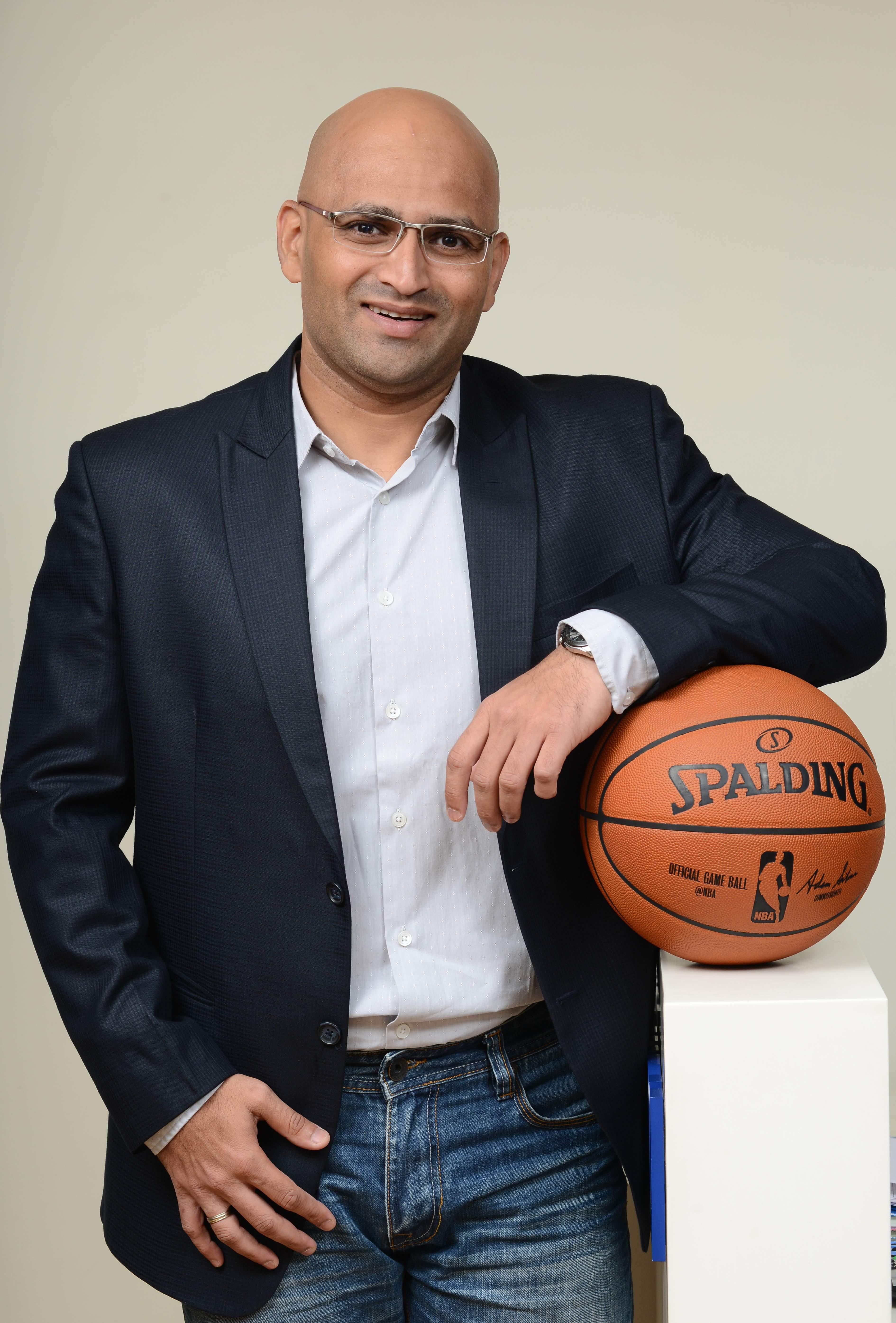 Siddharth Chury – Associate Vice President, Global Partnerships, NBA India.