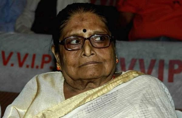 Bengali singer-actress Ruma Guha Thakurta dies at 84