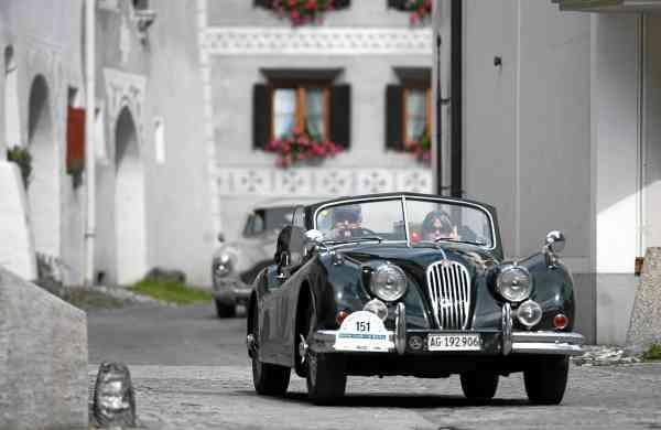 British Classic Car Meeting