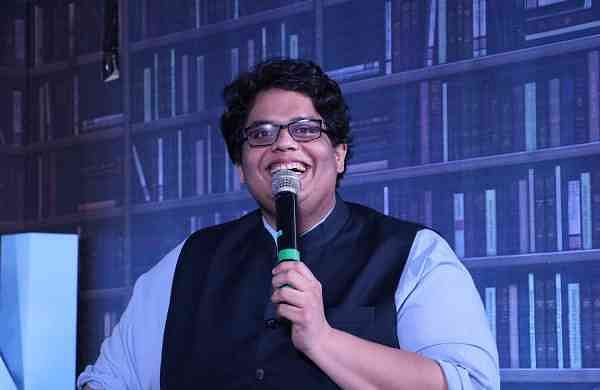 Comedian Tanmay Bhat