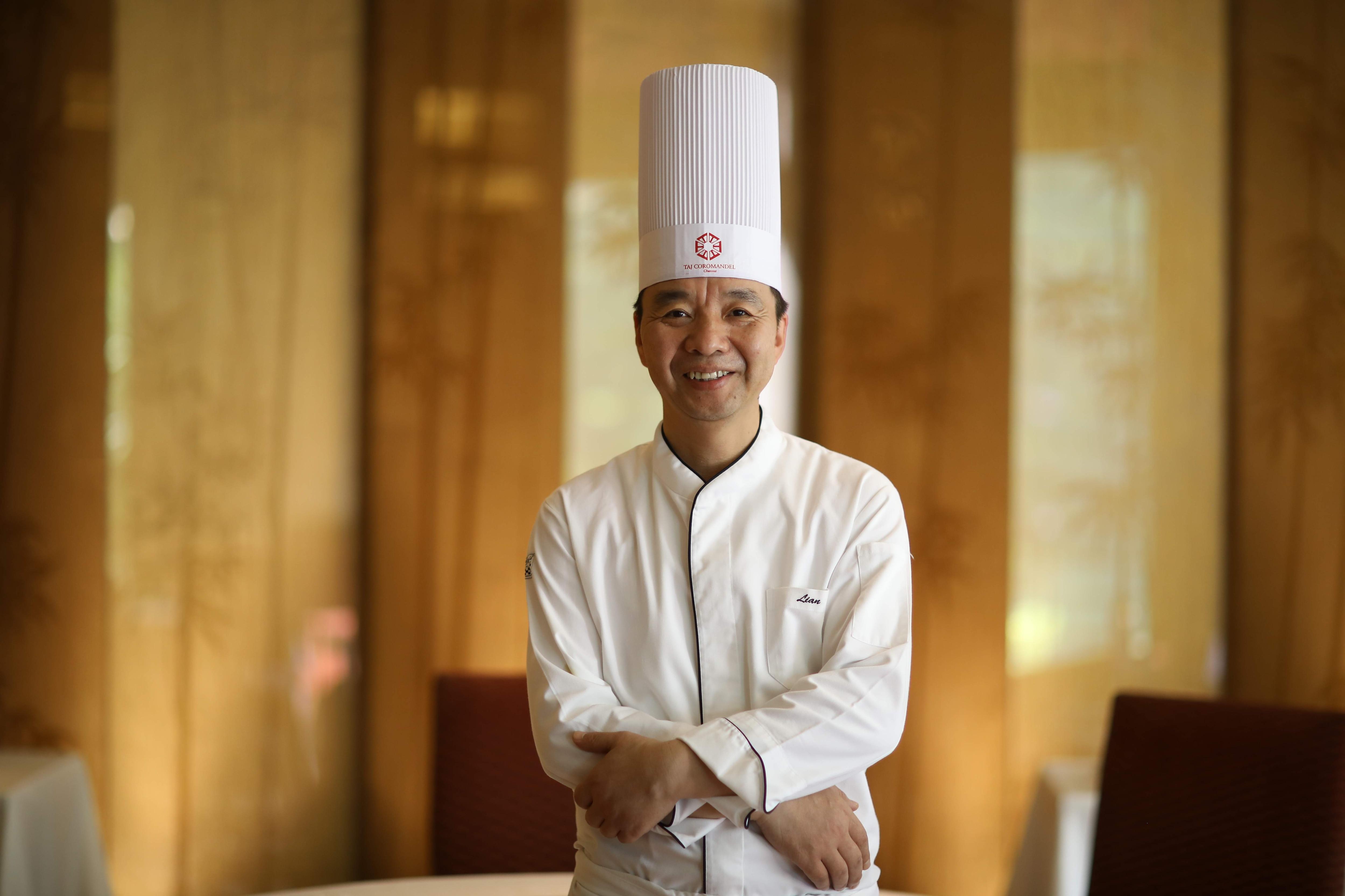 Chef Lian Yun Lei
