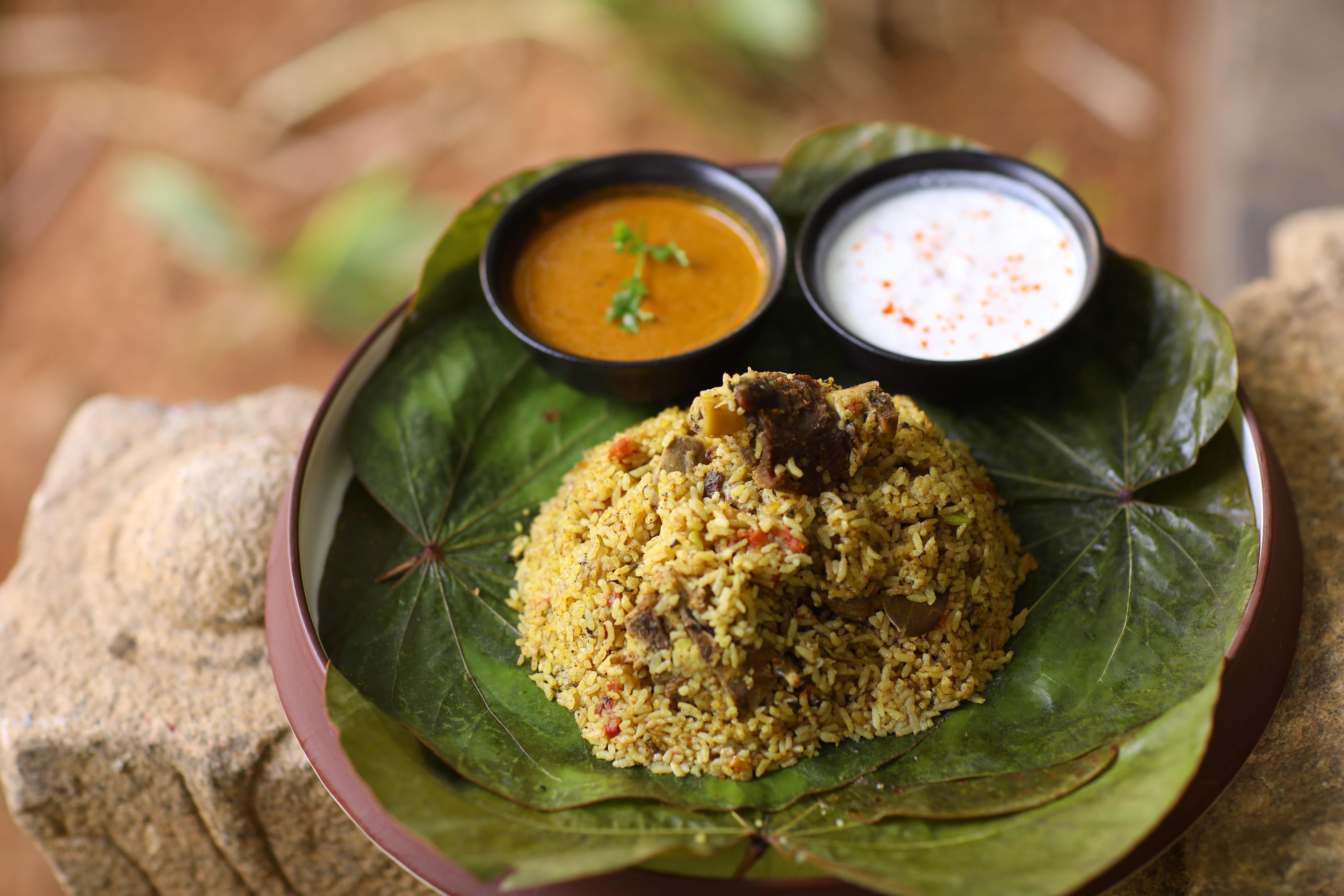 Mandarai Elai Sapaadu food festival at Taj Connemara