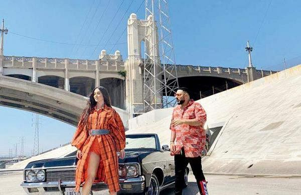 Badshah ropes in Playboy model Rose Romero for latest music video